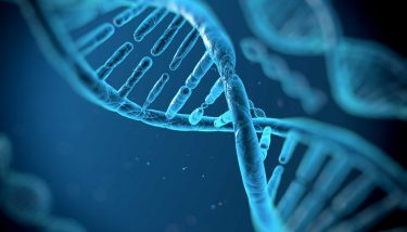 DNA - image courtesy of Depositphotos