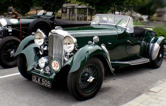 With enough effort, a used car can be almost new again. Image - Public Domain.