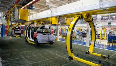 UK Automotive - The Society of Motor Manufacturers and Traders (SMMT) set out its priorities to assure the UK automotive industry's future success - image courtesy of Depositphotos.