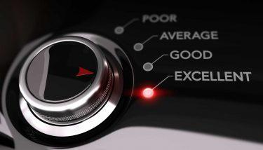 Customer Service Satisfaction Concept - image courtesy of Depositphotos.