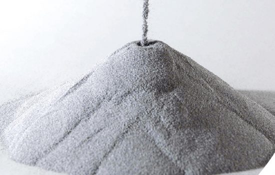 The UK based metal powder manufacturer has formed a strategic partnership with APWorks to supply its Scalmalloy aluminium-magnesium-scandium alloy - image courtesy of LPW.