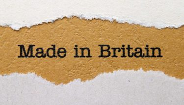 Brand Britain Made in Britain - image courtesy of Depositphotos
