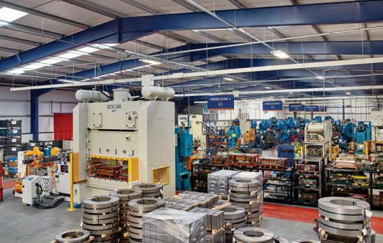 A new machinery investment is helping a Cannock automotive supplier win over £750,000 of new contracts.