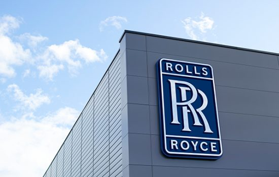 Rolls-Royce is to collaborate with Superdielectrics to explore the potential of polymers with discovered properties to create energy storage technology - image courtesy of Rolls-Royce.