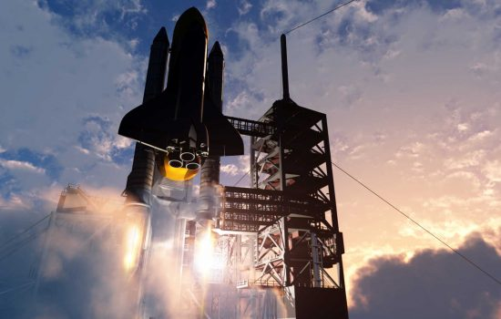 New laws are set to get Royal Assent which will unlock an exciting era of British space innovation,- image courtesy of Depositphotos.