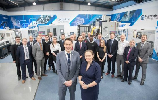 The West Midlands has received a major productivity boost, with the launch of a £3m Technical Academy.