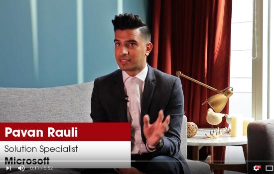 Pavan Rauli, Microsoft, Augmented Reality