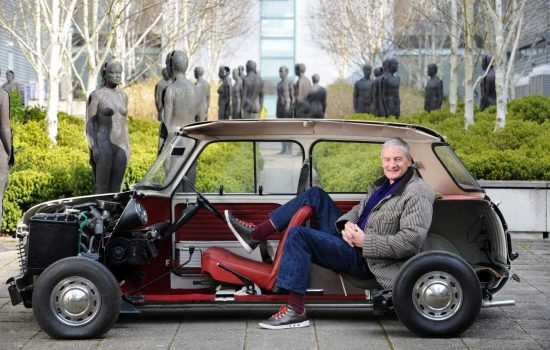 The company is seeking to create an extra 300 engineering jobs in a push to build its first electric car by 2020 - image courtesy of Dyson.