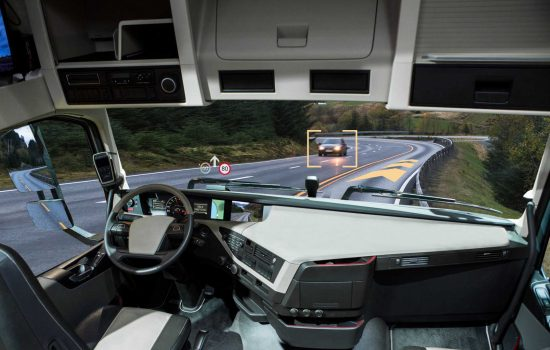 Consumers are increasingly confident about the safety of autonomous cars, according to new study - image courtesy of Depositphotos.