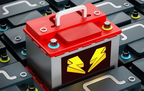 The Universities of Surrey and Bristol are to develop super batteries - image courtesy of Depositphotos.