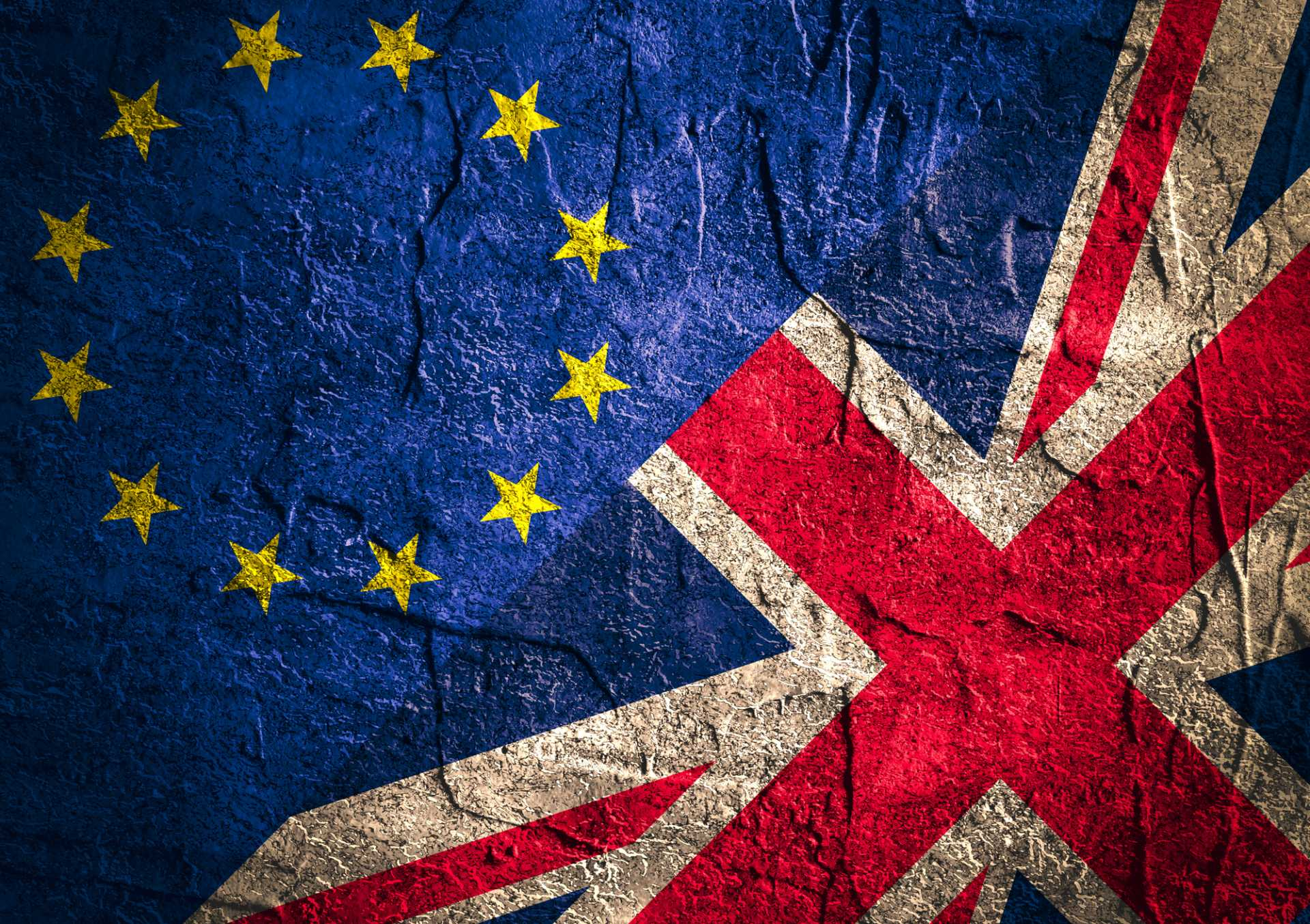 And four in ten (43%) said Brexit would have a positive impact on their business - image courtesy of Depositphotos.