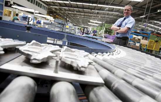 Automotive parts manufacturer, ElringKlinger (GB) has announced the launch of a Routeway to an Apprenticeship student sponsorship programme in partnership with Middlesbrough College.
