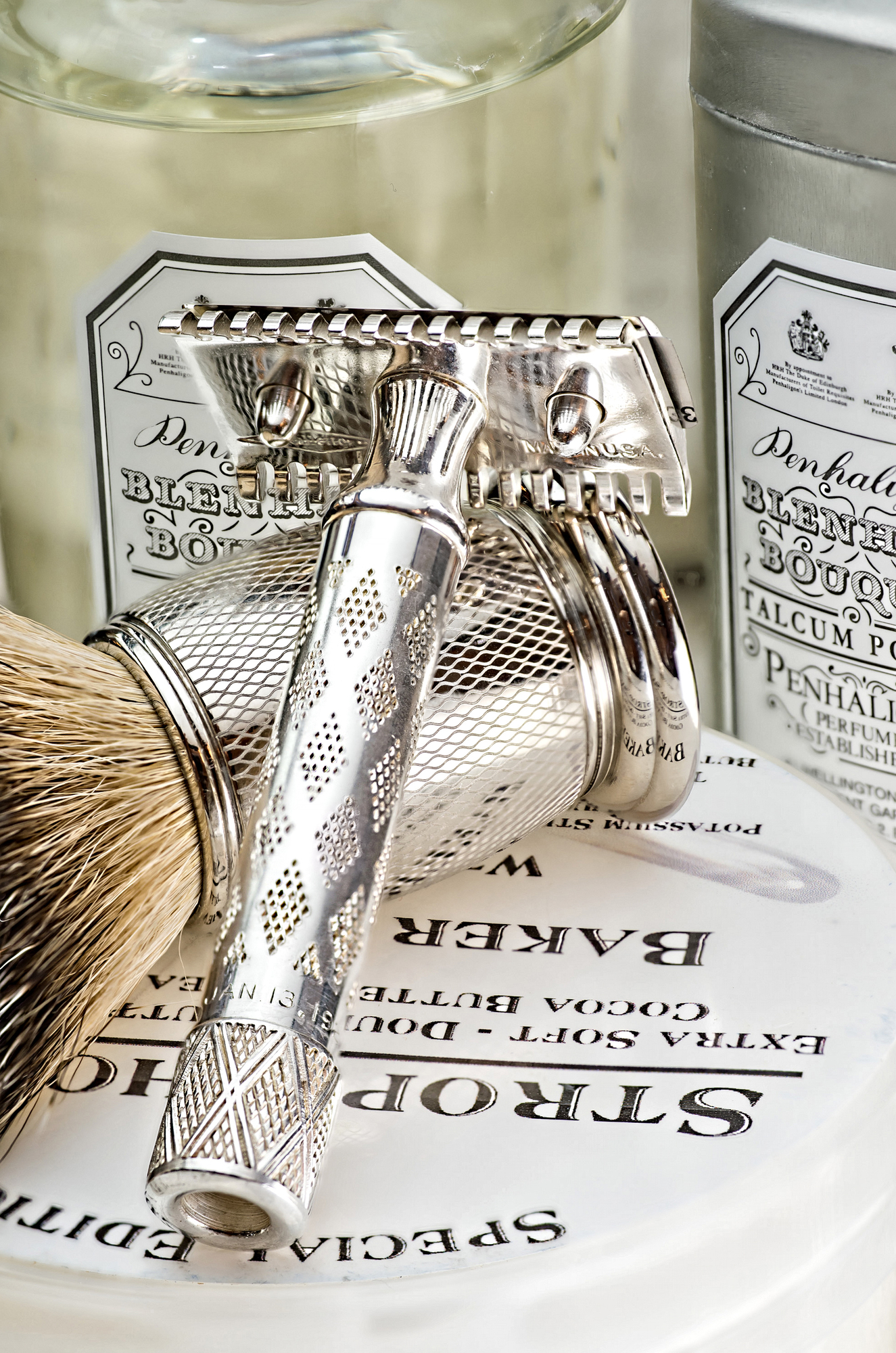 The concept of servitization has moved on radically since Gillette's original business model, but the essence remains the same - image courtesy of Depositphotos.