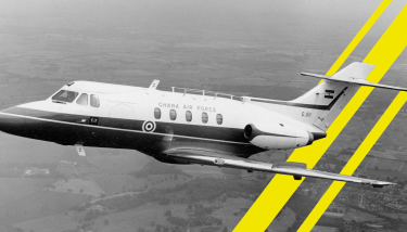 Rolls-Royce introduced an hours-based service contract in 1962 on its Viper engines for operators of the De Havilland DH125 business jet (later the Hawker Siddeley HS125).
