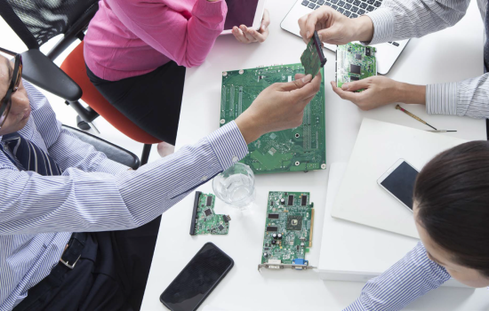 G&B is a contract manufacturer of printed circuit board assemblies and electronic products with a 35-year pedigree - image courtesy of G&B Electronic Designs.