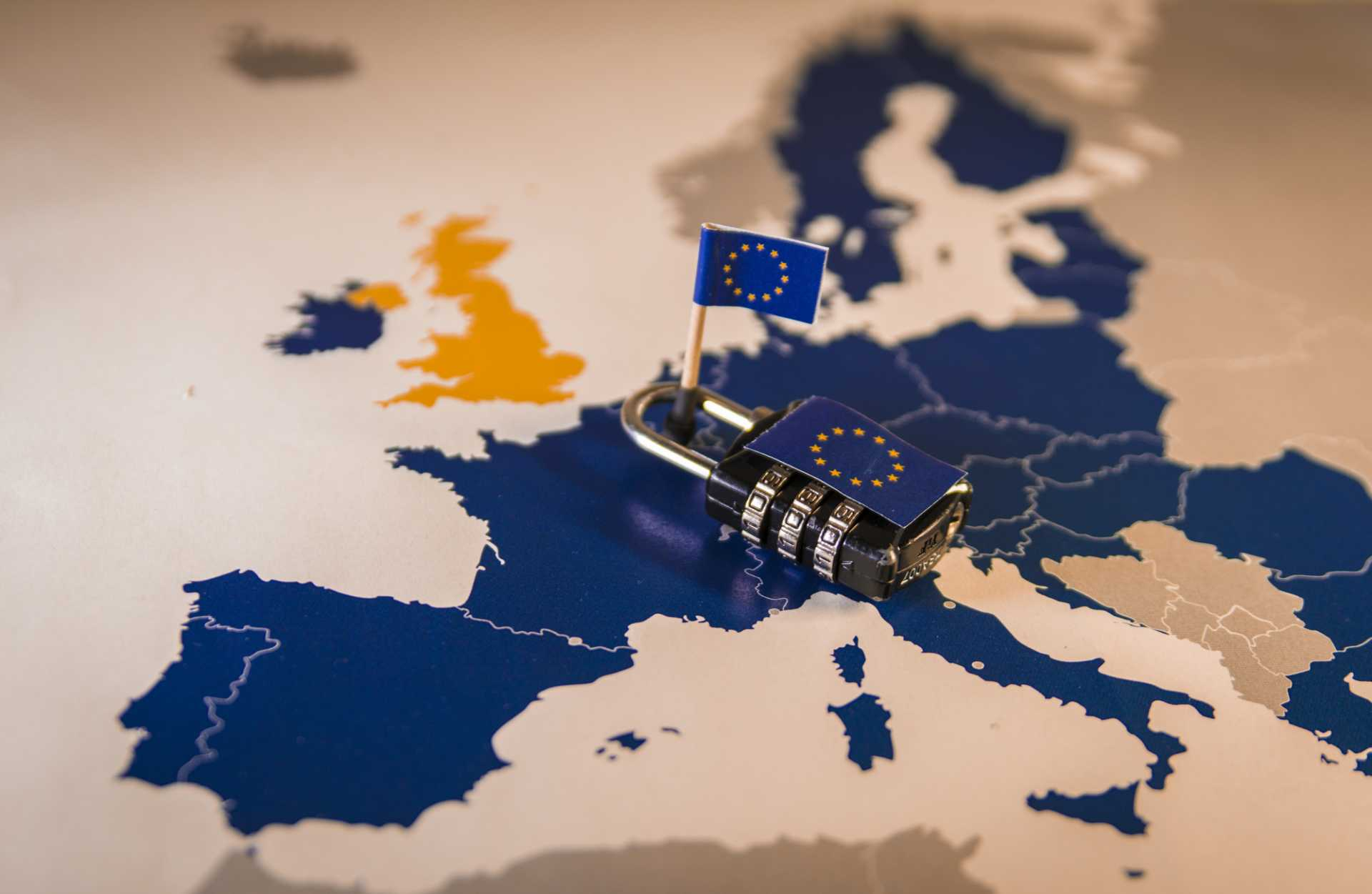 Brexit will not affect GDPR as it will apply directly in the UK before we leave the EU - image courtesy of Depositphotos.