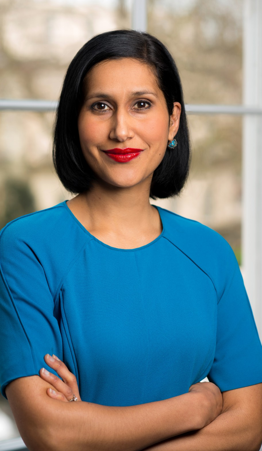 Hayaatun Sillem, newly appointed chief executive of the Royal Academy of Engineering - image courtesy of The Manufacturer.