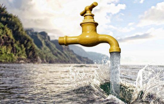 Nuevo sistema de agua en El Salado, Colombia