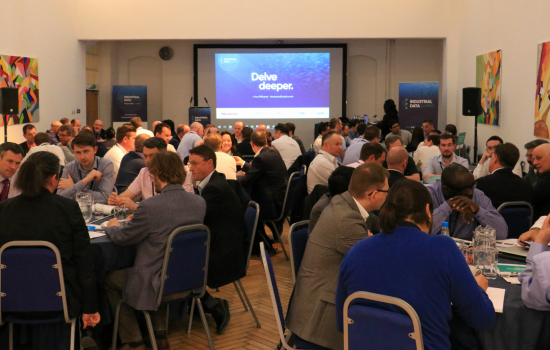 Executives gathered to discuss how best to take advantage of and leverage the power of digital technology at Industrial Data Summit.