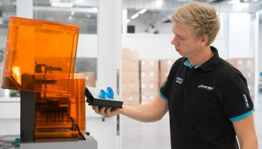 Utilising 3D printing to create jigs and fixtures - image courtesy of Formlabs