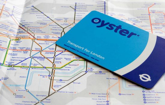 Paragon ID is to manufacture the Oyster Card - image courtesy of Depositphotos.