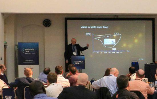 Crop - Industrial Data Summit Keynote - Paul Brook, data analytics director for EMEA at Dell EMC