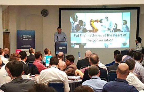 CROP - Industrial Data Summit Keynote - Tim Clark, Head of Manufacturing, SAS