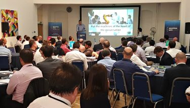 Industrial Data Summit Keynote - Tim Clark, Head of Manufacturing, SAS