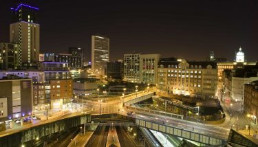 Birmingham has maintained its position as one of the top ten in the country for employment growth - image courtesy of Depositphotos.