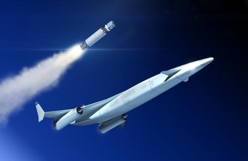 Boeing is to invest in Reaction Engines Limited, a leader in advanced propulsion systems based in Oxfordshire ß image courtesy of Boeing.