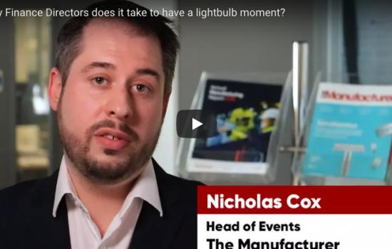 Nic Cox Finance Summit Screen Shot