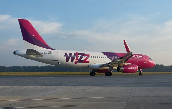 The UK aerospace supplier Meggitt has signed a £38m agreement with Wizz Air to supply wheels and brakes - image courtesy of Pixabay.
