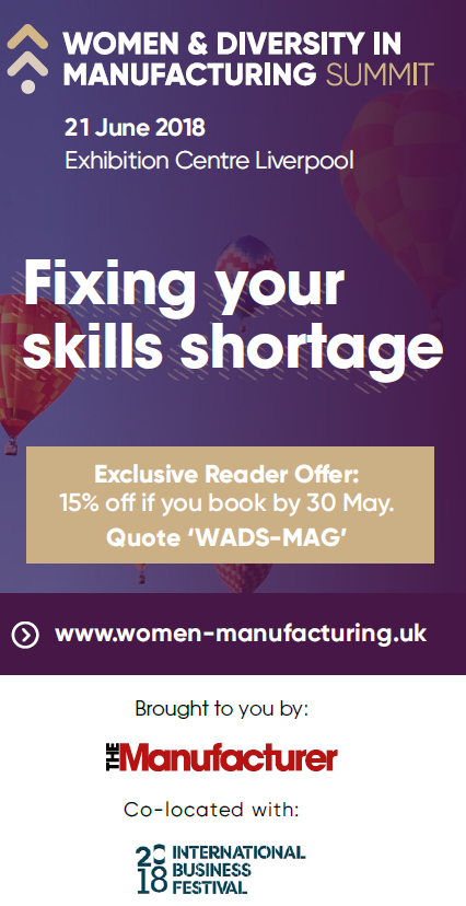 Women & Diversity in Manufacturing Summit 2018