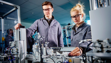 From September, the MTC will launch an additive manufacturing apprenticeship programme at Ansty Park, Coventry.
