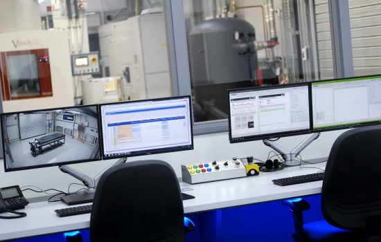 The Advanced Battery Development Suite represents £2m of investment by the HORIBA Group into HORIBA MIRA's engineering capabilities – image courtesy of HORIBA MIRA.