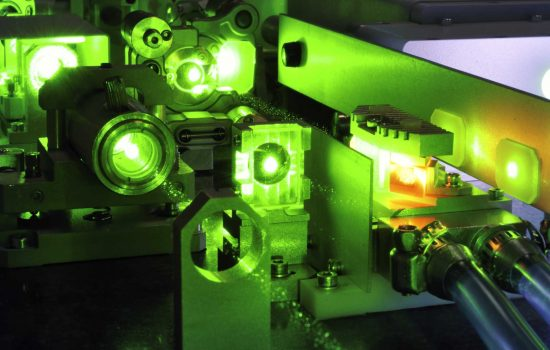 The global laser market has exhibited a solid global annual growth of 6,3% over the last decade - image courtesy of Depositphotos.