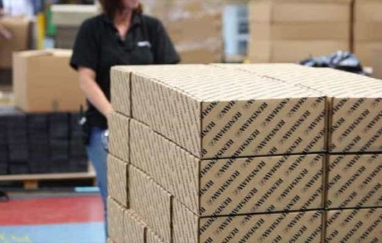 The packaging maker has invested £150K in new waterjet cutting equipment - image courtesy of GWP Protective.