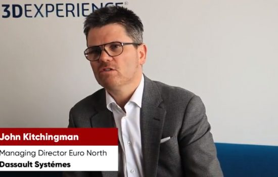 digital adoption - John Kitchingman - Dassault Systemes - Screen Grab 18 June