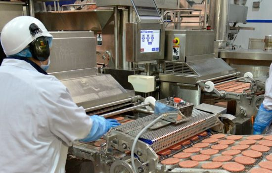 The food manufacturer has invested £18m to upgrade its UK poultry processing facilities - image courtesy of Moy Park.