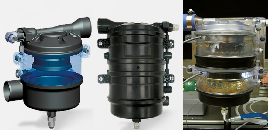 When testing fit, function, serviceability, and assembly, see-through parts replace guesswork with observation and insights - image courtesy of 3D Systems.