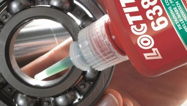 Loctite adhesives are used throughout manufacturing industry wherever parts need to be reliably secured.