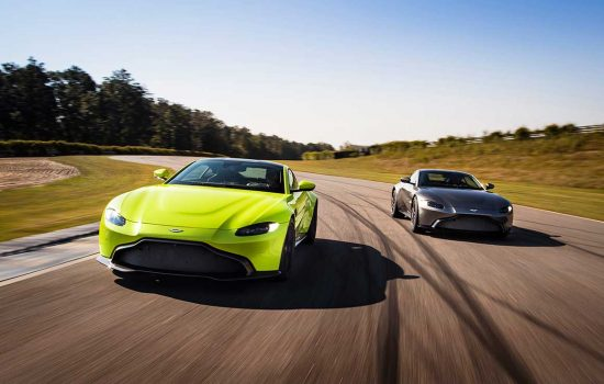 The Aston Martin Test and Development Centre at Silverstone will become a new hub for prototype vehicle testing - image courtesy of Aston Martin.
