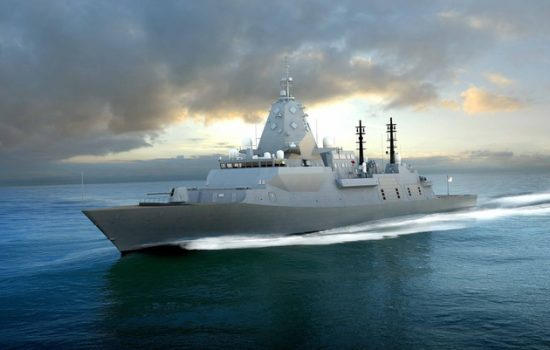 British defence giant BAE Systems has secured a multi-billion pound contract to build nine new warships from the Australian government.