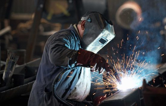 In 2007, the UK supported 3.5 million permanent and temporary manufacturing jobs – more than 12% of the all British employment - image courtesy of Depositphotos.