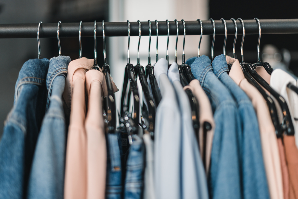 If Britain can produce ethical fast fashion manufactured in the UK, then this could potentially revive the sector post-Brexit - image courtesy of Depositphotos.