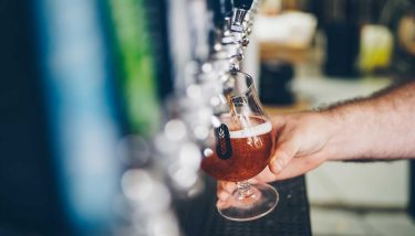 The brewery produce a range of craft beers at their Bermondsey base - image courtesy of Fourpure.