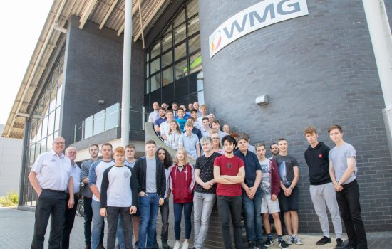 Three schools from Wales and Warwickshire were the main winners at the first ever Design and Make Challenge organised by the Manufacturing Assembly Network (MAN).