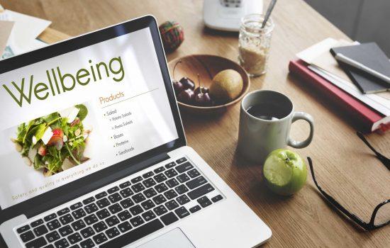 Workplace wellness Employee Wellbeing - image courtesy of Depositphotos.