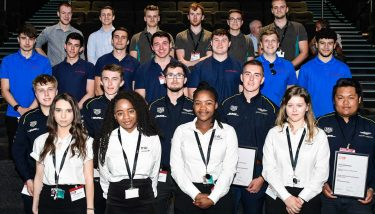 Home Automation Challenge 2018 - Six teams reached this year's HAC final, which was held at the Manufacturing Technology Centre (MTC) in Coventry - image courtesy of The Manufacturer's staff photographer Calum McCarron.