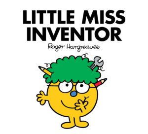 Little Miss Inventor was announced as a new character by Egmont Publishing earlier this year.